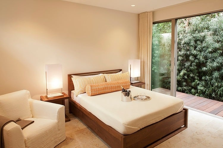 Montecito home by maienza wilson interior design architecture - Sandfarbe wand ...