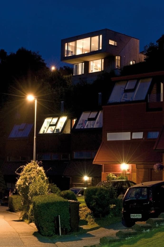 Northface House-Element Arkitekter AS -designrulz-005