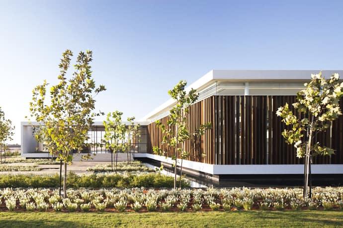 Contemporary Pavilion 2012 Residence By Pitsou Kedem