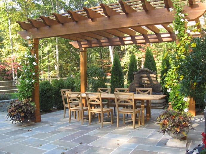40 Pergola Design Ideas Turn Your Garden Into a Peaceful Refuge