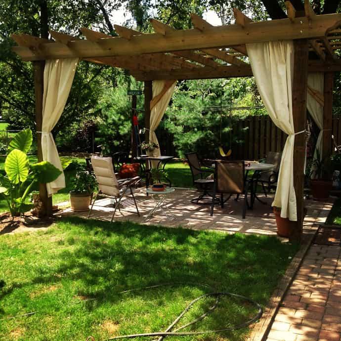 Garden Pergola Designrulz 016