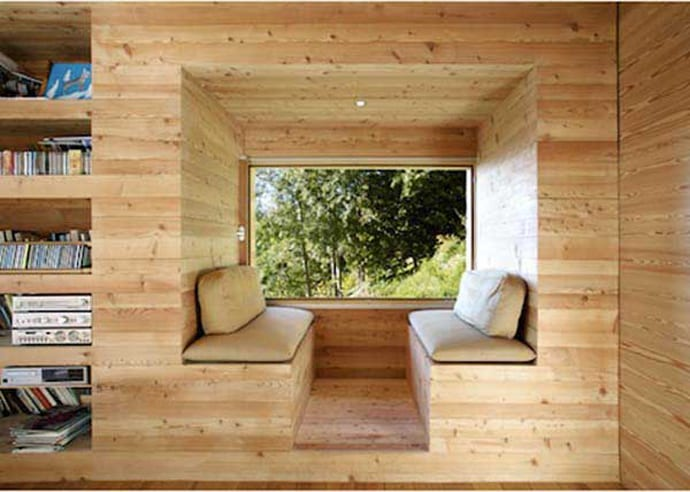20 comfortable reading nooks for your house - Finestra con seduta ...