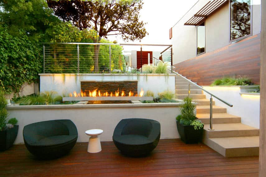 Ultra Sustainable And Eco Friendly Modern House In Los Angeles