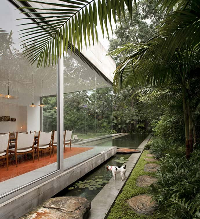 Yucatan house by isay weinfeld for Design hotel yucatan