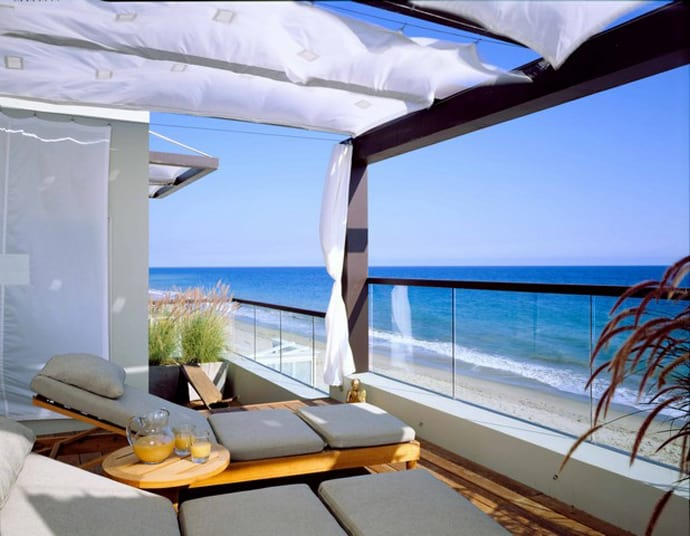 Top 10 most beautiful beach houses across the world for California beach house plans