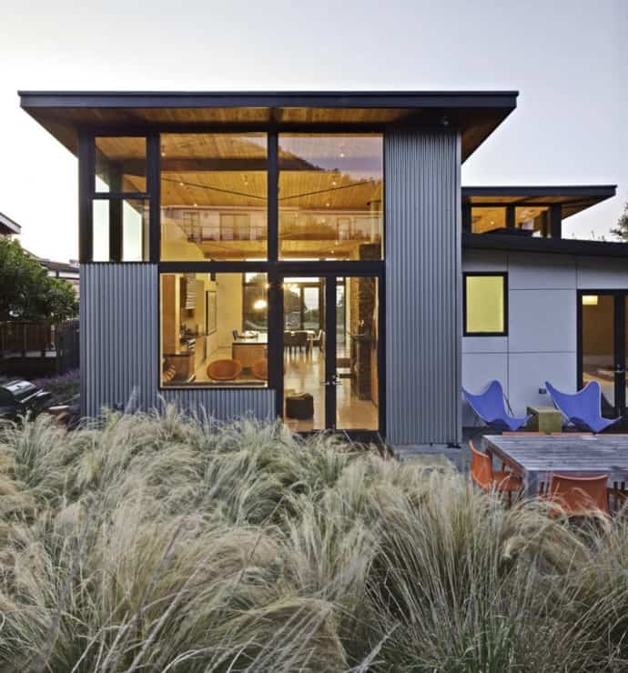 Stinson Beach House By WA Design Designrulz 002 ...