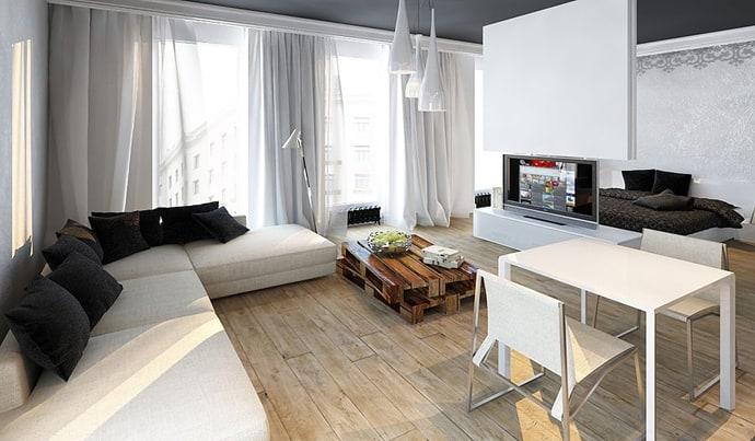 A 50 M 178 Modern Apartment In Poznan By Add Design Poland