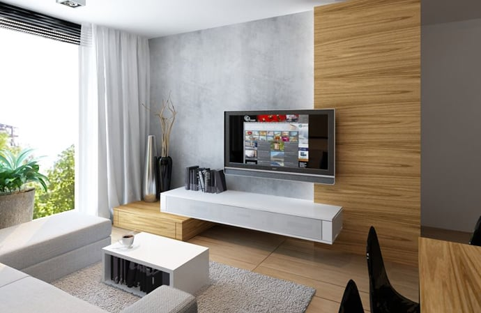 Home Design 60m2 Part - 39: ... Apartment-adddesign-60m2-designrulz002 ...