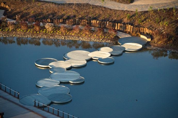 the largest australian botanic garden