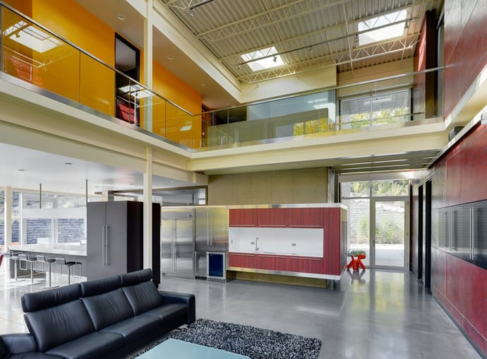 Zinc House design (10)