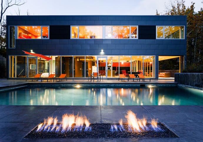 Zinc House design (15)