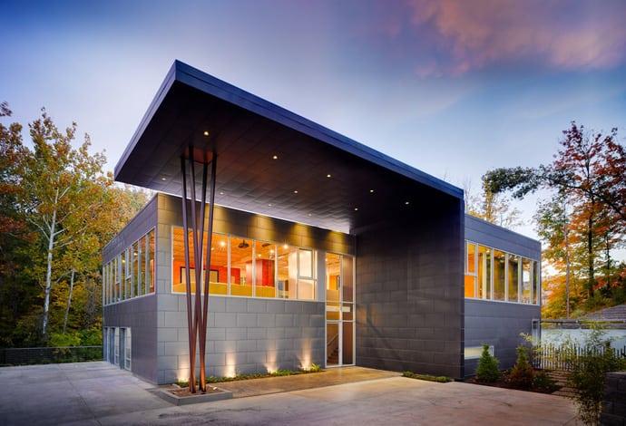 Zinc House design (18)