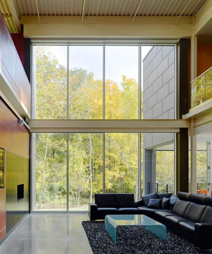 Zinc House design (5)
