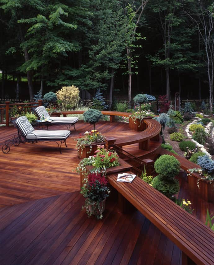 Enjoy Your Outdoors More with a Beautiful Deck | DesignRulz on Wood Deck Ideas For Backyard id=30201