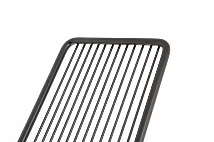 float magazine rack zoom black