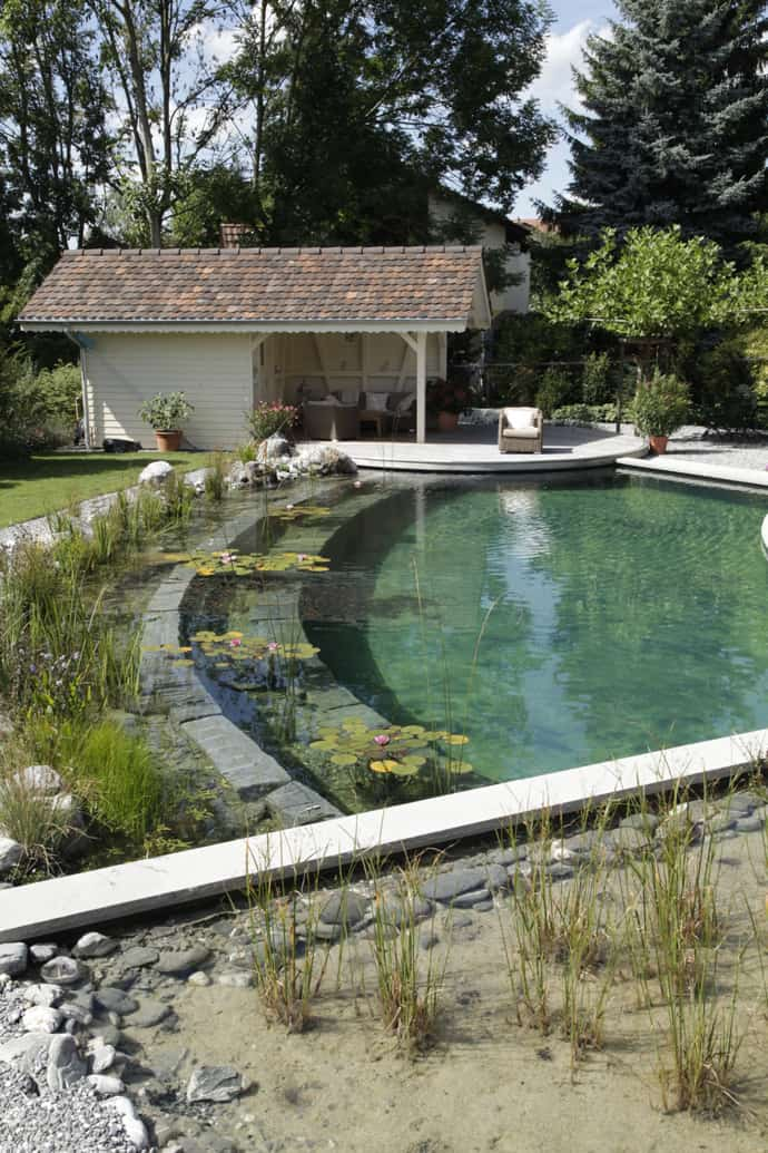Creative Ways To Green Your Swimming Pool This Summer