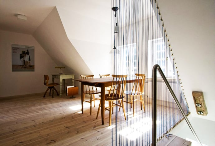 Traditional German House With Modern Interior F 214 Hr By