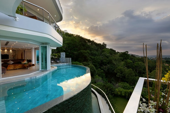 Amazing Villa Beyond With Breathtaking Views Phuket Thailand