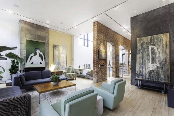 Stylish Apartment In Manhattan New York
