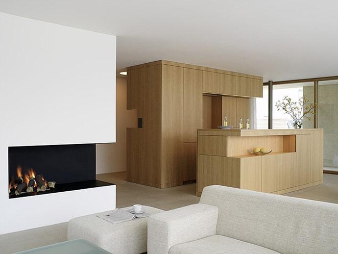 house at zimmerberg bottom by rossetti wyss architekten ag. Black Bedroom Furniture Sets. Home Design Ideas