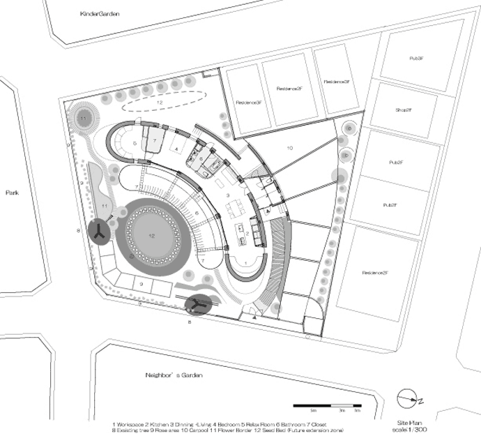 Hideo Kumaki Architect Office -designrulz-006