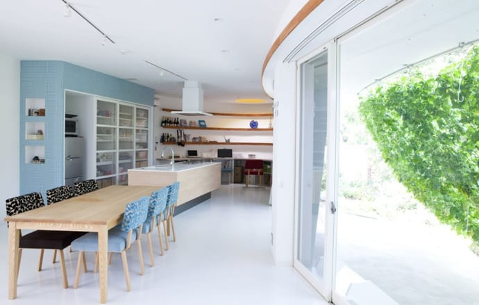 Hideo Kumaki Architect Office -designrulz-009