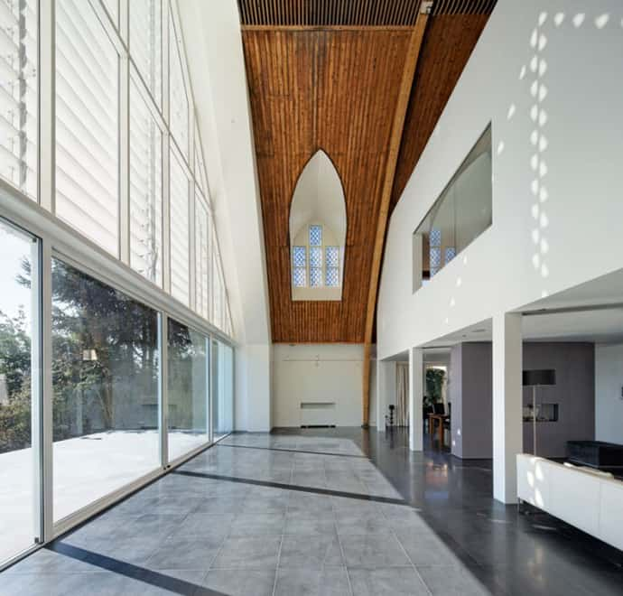 House In A Church-designrulz-004