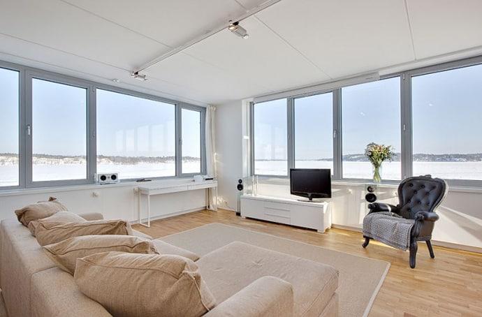 Triplex Apartment -designrulz-011