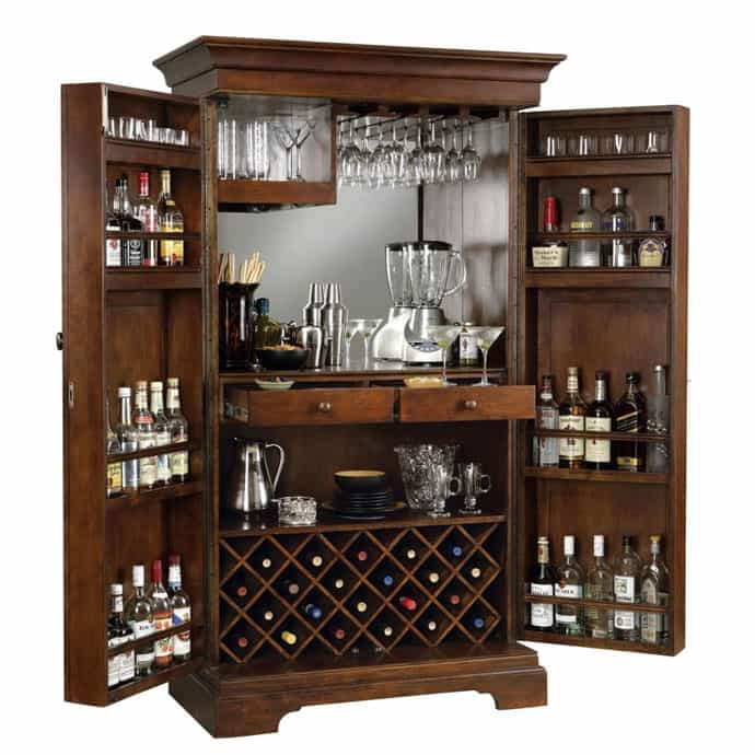 Mini Bar Ideas For Home