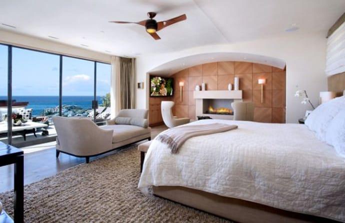 fireplaces bedroom designrulz (16)