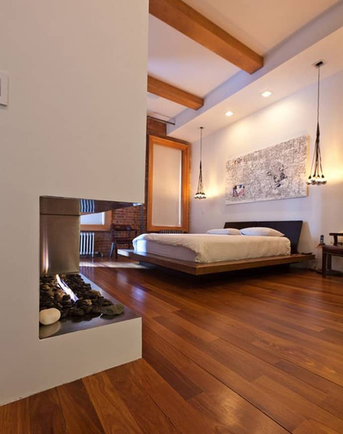 fireplaces bedroom designrulz (3)