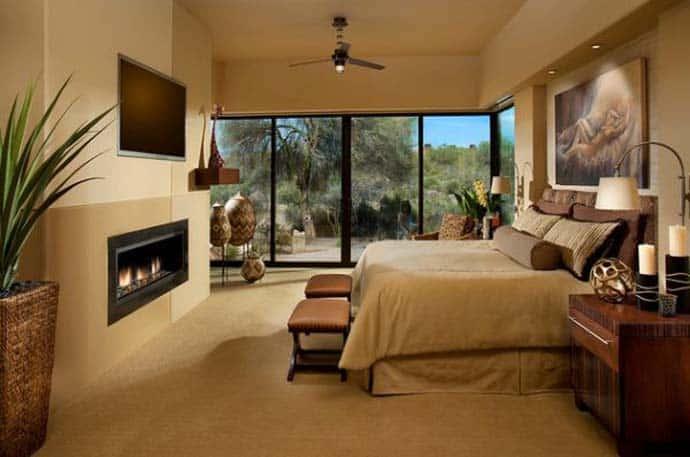 fireplaces bedroom designrulz (31)