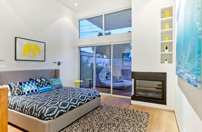 fireplaces bedroom designrulz (8)