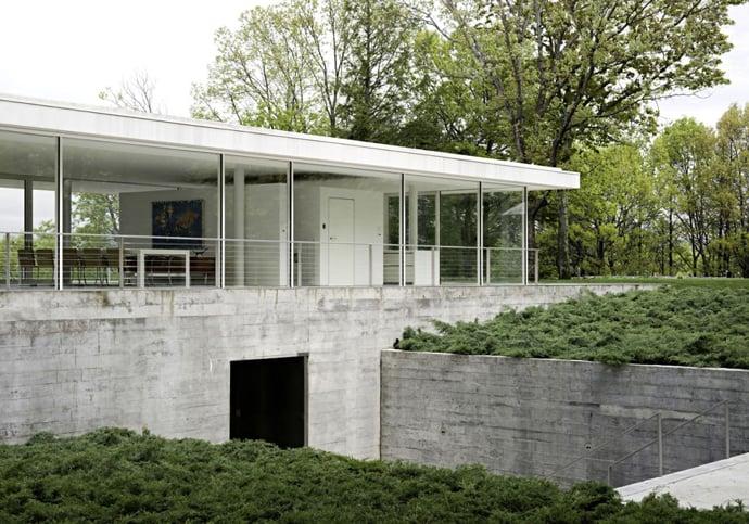 The Olnick Spanu House By Alberto Campo Baeza