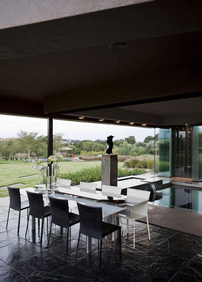 Nơi hoang dã - Ngôi nhà Tsi của Nico van der Meulen Architects (14)