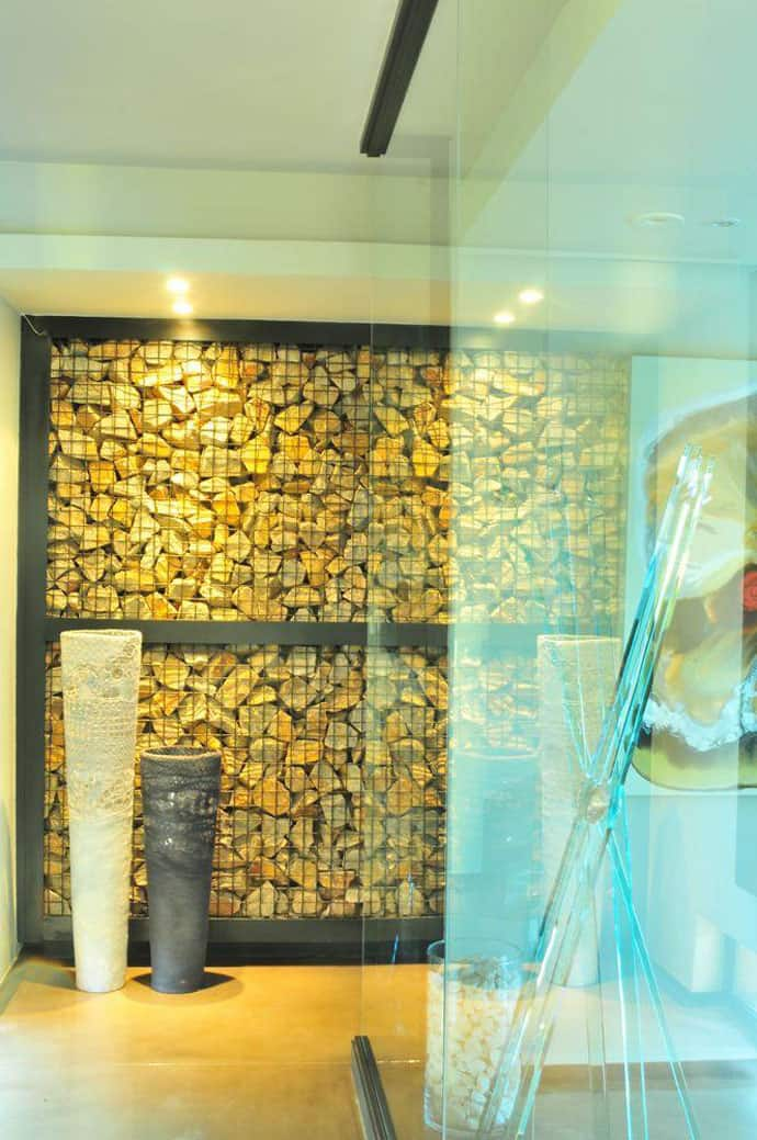 Biệt thự hiện đại được vật chất hóa trong vùng hoang dã - Nhà Tsi của kiến trúc sư Nico van der Meulen (17)