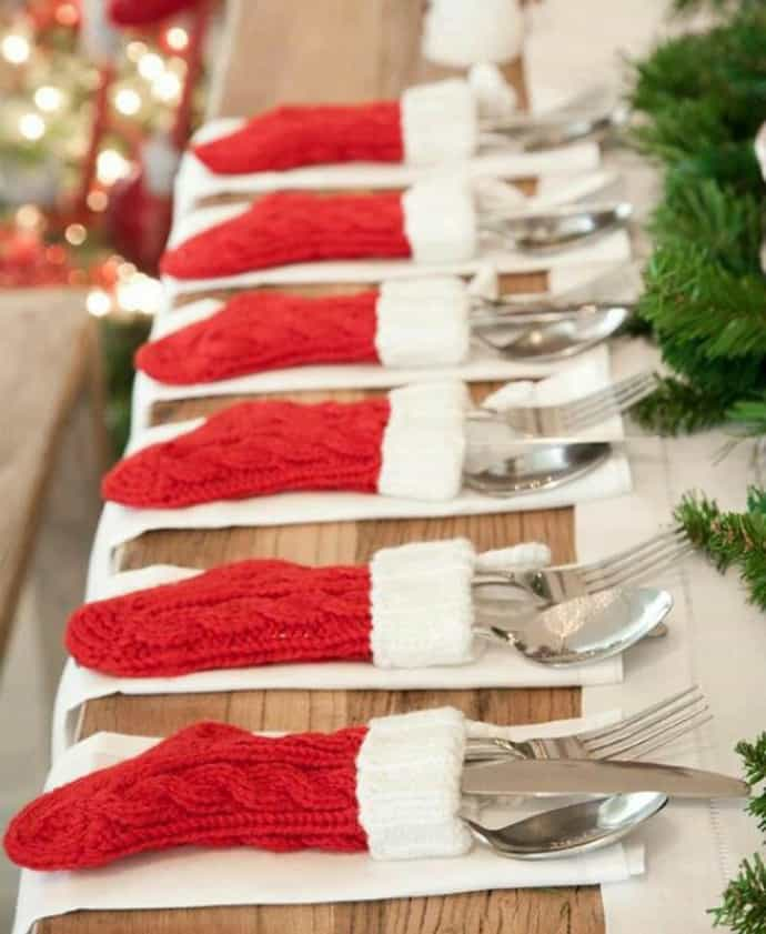 stockings designrulz 2 stockings designrulz 3 - Christmas Stocking Decorating Ideas