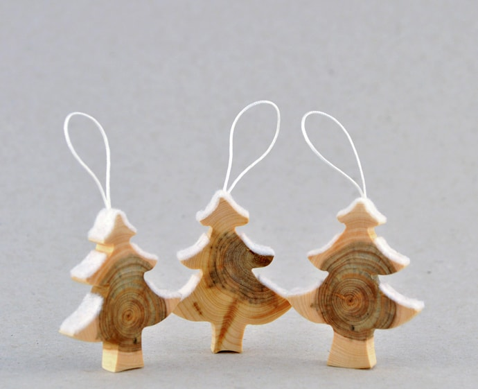 Wooden Decorations Transform Your Christmas In A Fairy Tale
