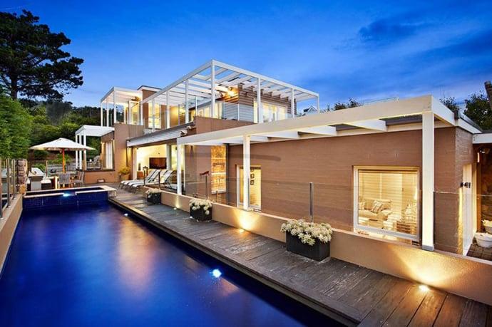 split level home004
