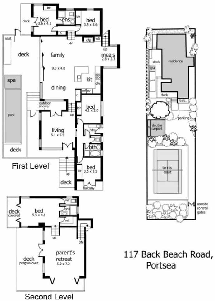 split level home011