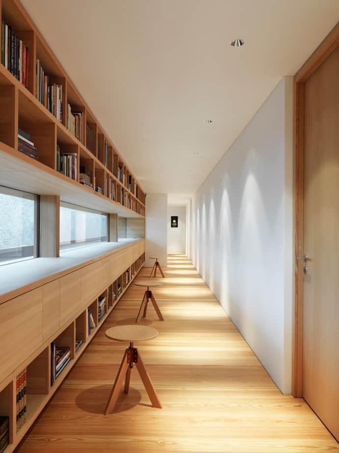 Alpine house by ralph germann architectes for Alpine home design