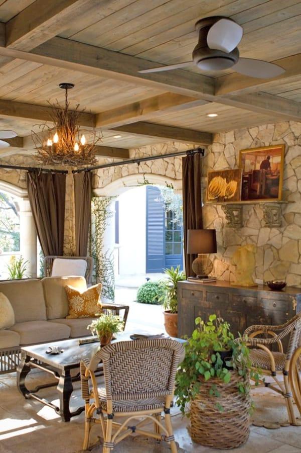 30 inspiring and stylish outdoor room design ideas