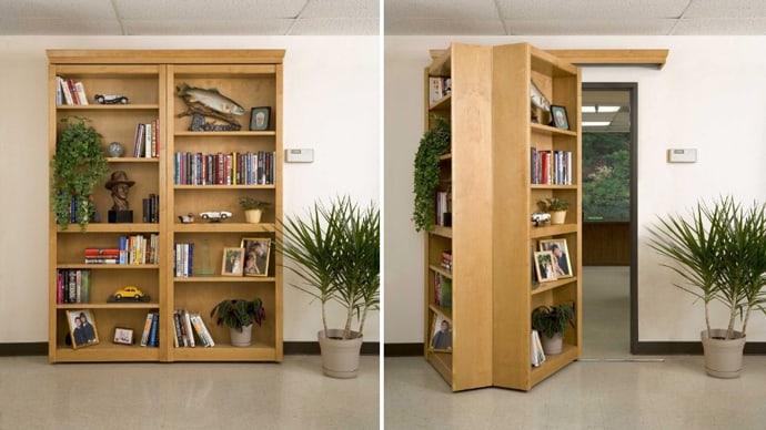 ... door-designrulz-013 ... & 20 Modern and Cool Hidden Doors
