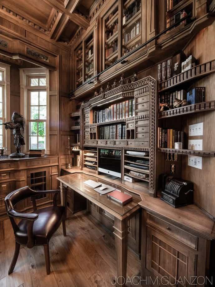 library home designrulz (16)