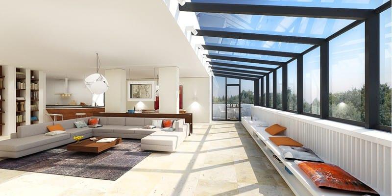 Modern Interior Design For A Stylish Penthouse Romania