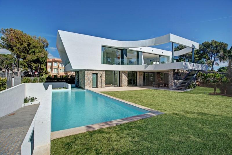 Malgrats Seven Stunning Contemporary Villa Island Of