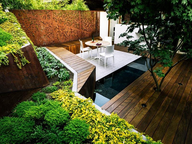 Hilgard Garden By Mary Barensfeld Architecture California