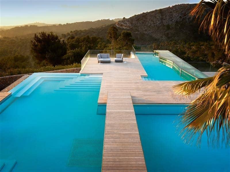The Most Exclusive Private Estate Villa Chameleon Palma