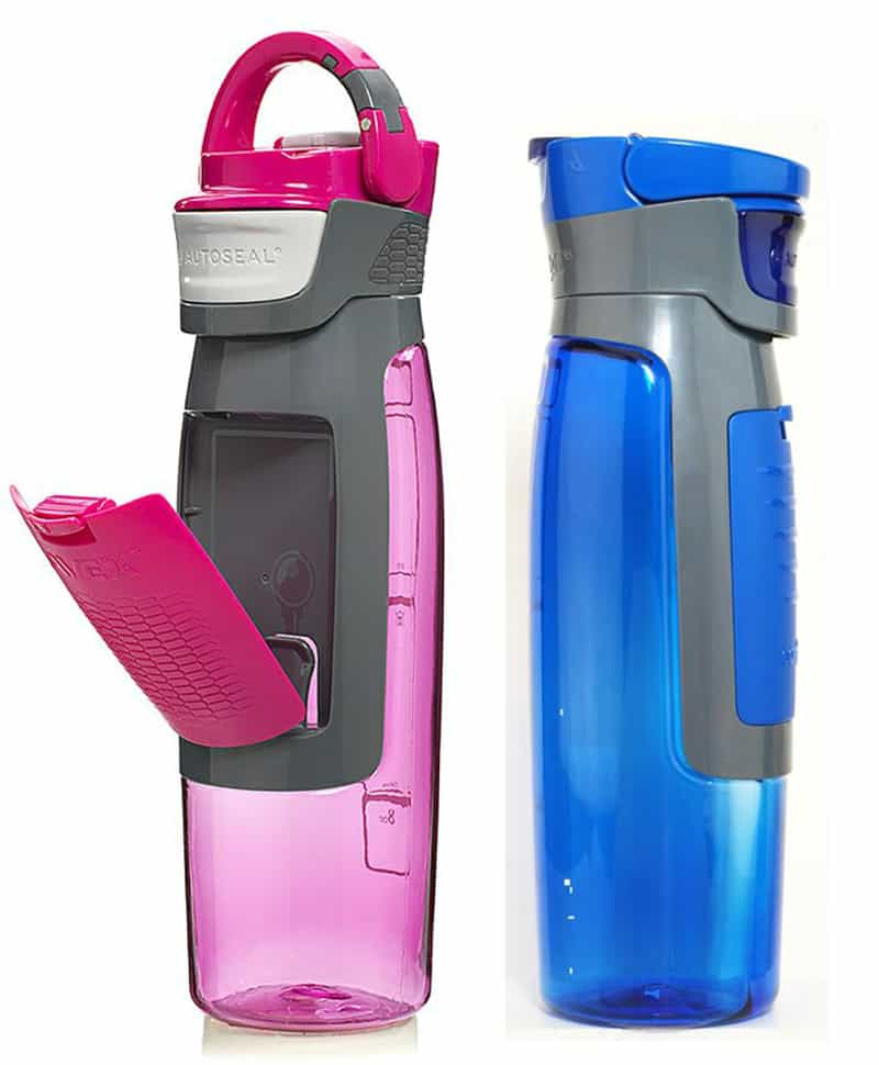 Perfect For Working Out Autoseal Kangaroo Water Bottle With