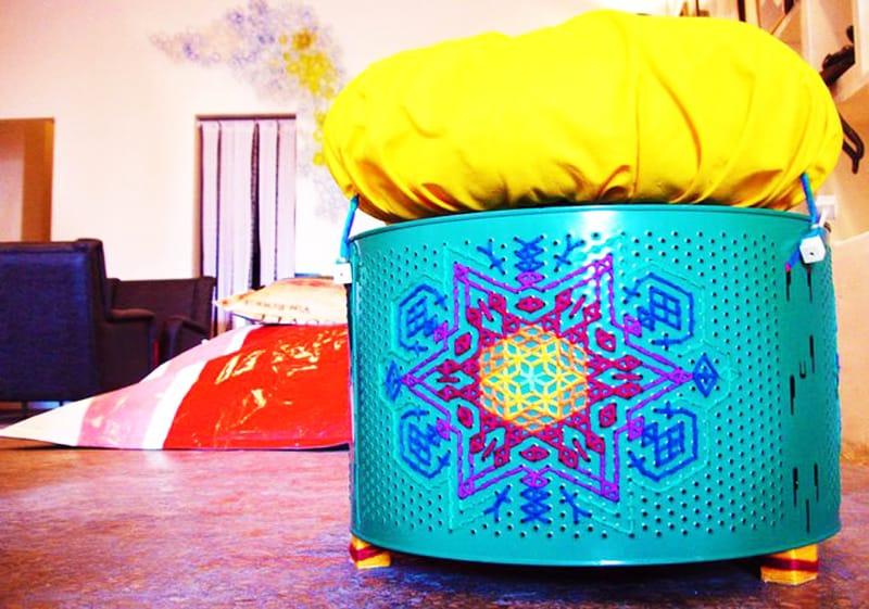 chair Washing Machine Drum (2)